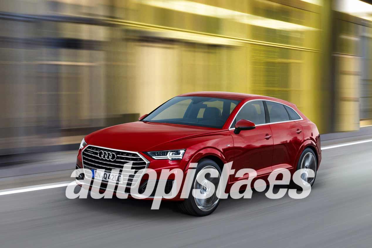 Audi Q4 2019, un SUV de diseño