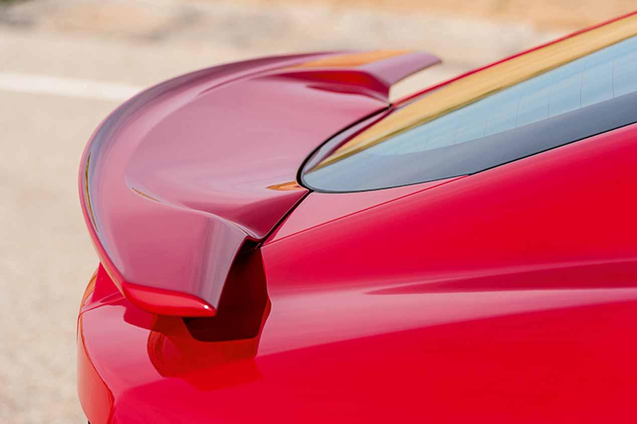 Jaguar F-Type V6 S Coupé AWD, a prueba