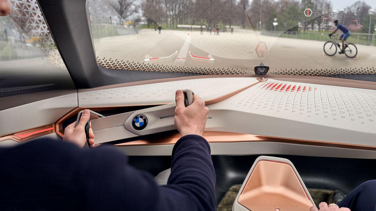 Del Vision Next 100 surgirá un nuevo BMW i eléctrico y autónomo
