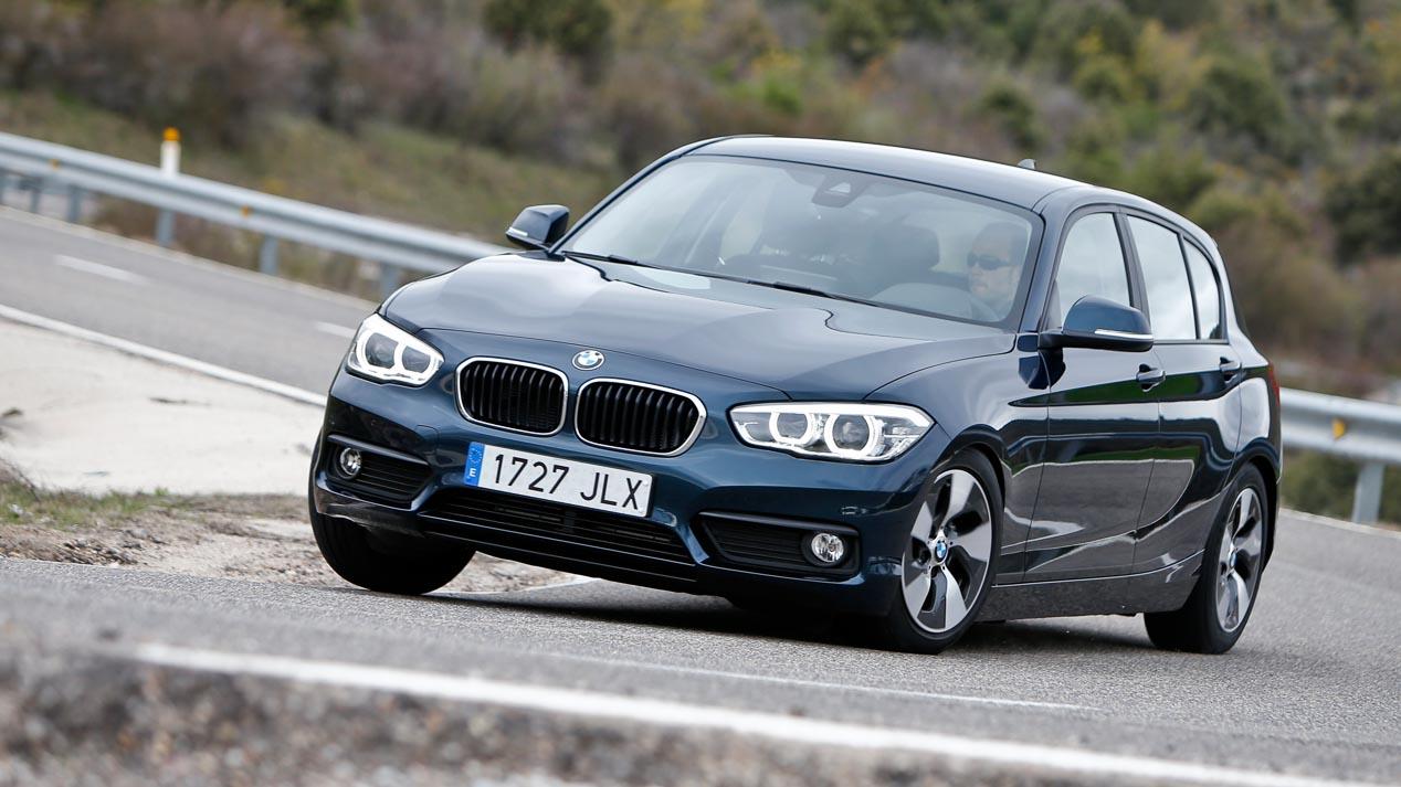 Comparativa: BMW 116d ED vs Infiniti Q30 1.5d