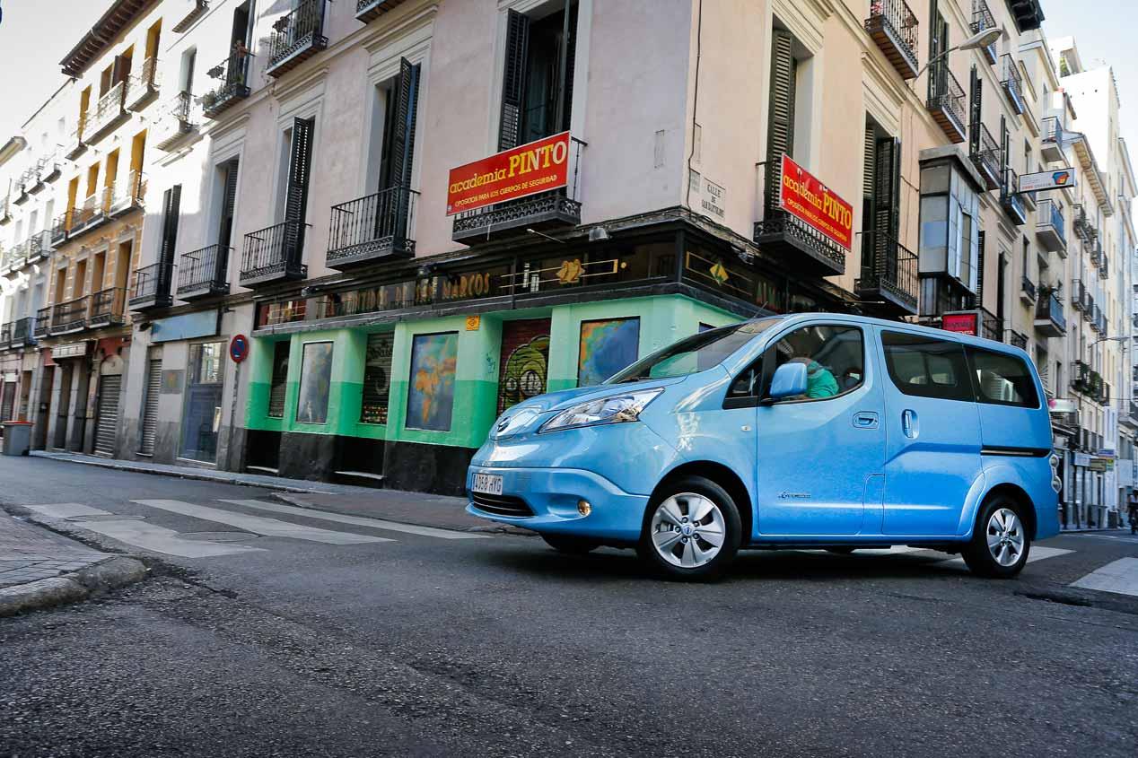 ¿Qué países tienen el mayor parque de coches eléctricos?