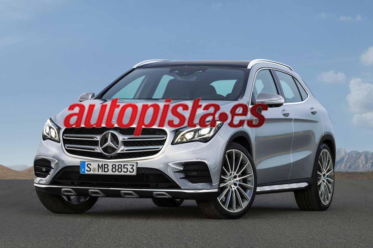 Mercedes Glb 2018 Y Mercedes Gla 2017 Los Nuevos Suv Con