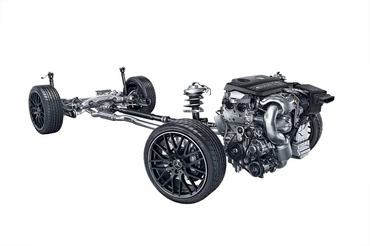 Mercedes GLB 2018 y Mercedes GLA 2017, primeras imágenes