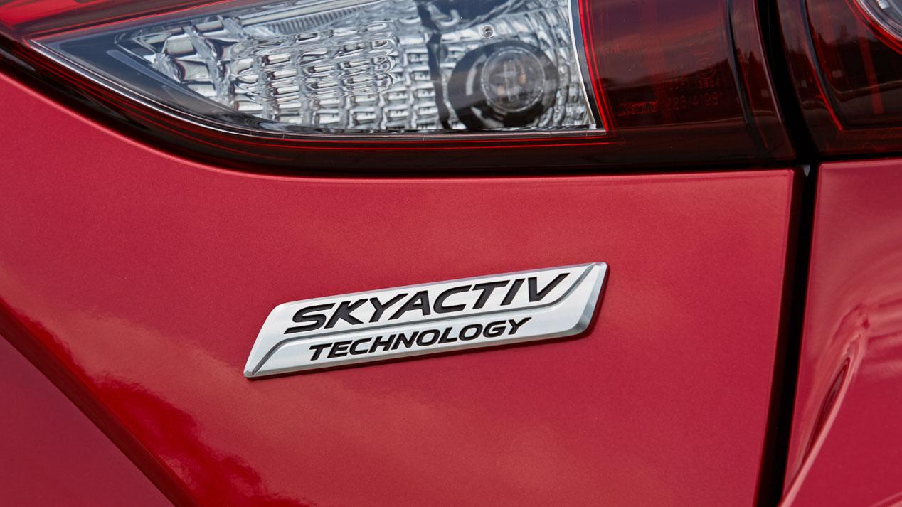 Nuevo motor diesel 1.5 Skyactiv-D de 105 CV