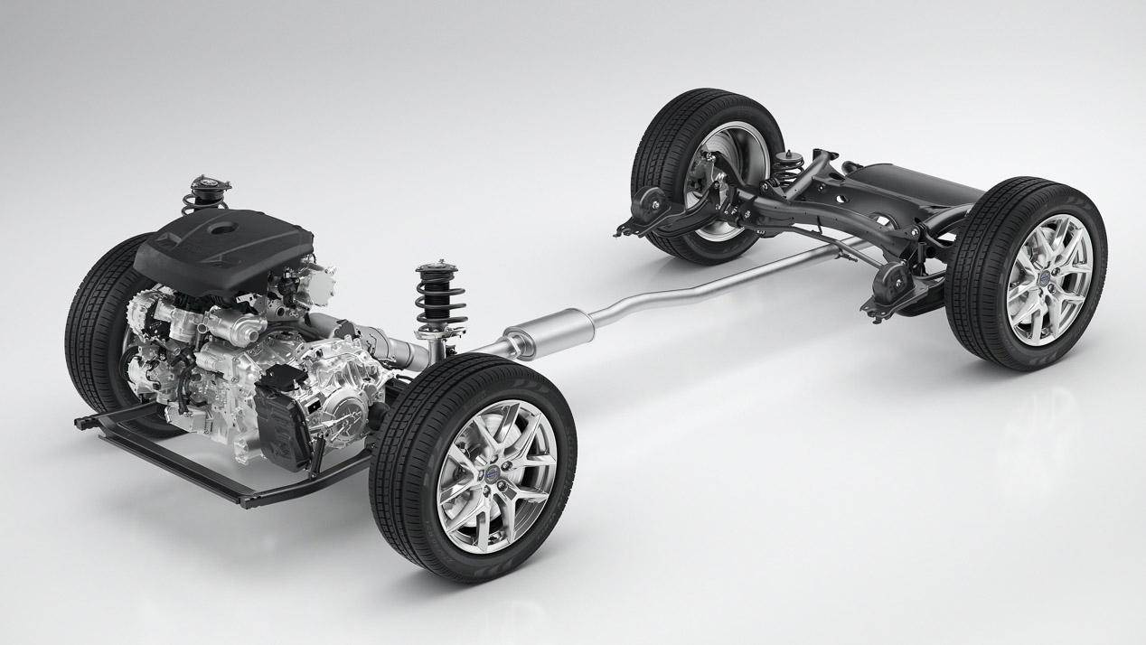 Volvo nos presenta los S40 y XC40 del futuro