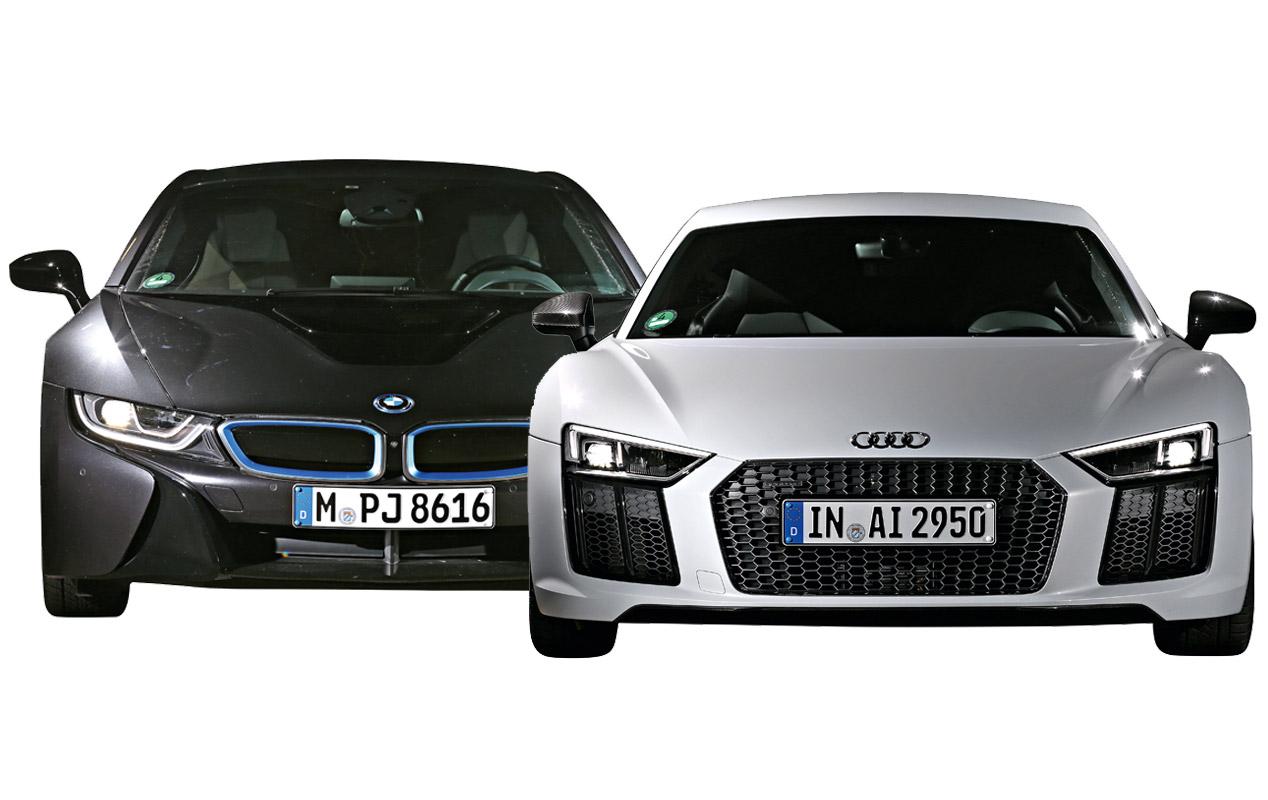 Análisis de sistemas de iluminación en el coche