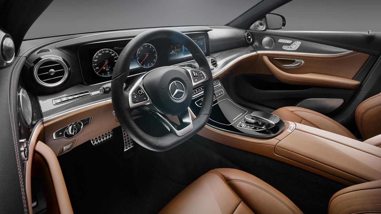 Mercedes E 220d: primeras impresiones de la berlina