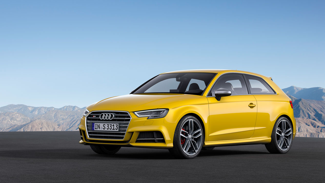 Probamos el nuevo Audi A3