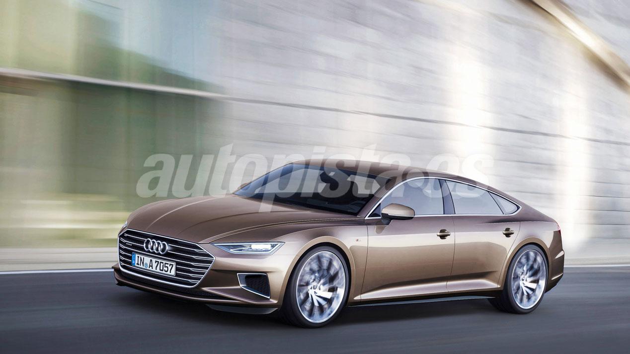 Ofensiva Audi Todos Sus Nuevos Coches Hasta 2018