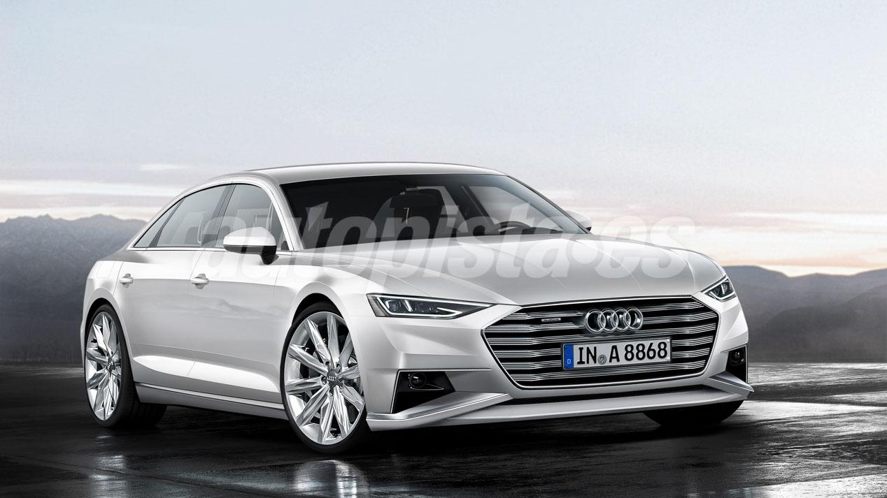 Nuevos Audi hasta 2018