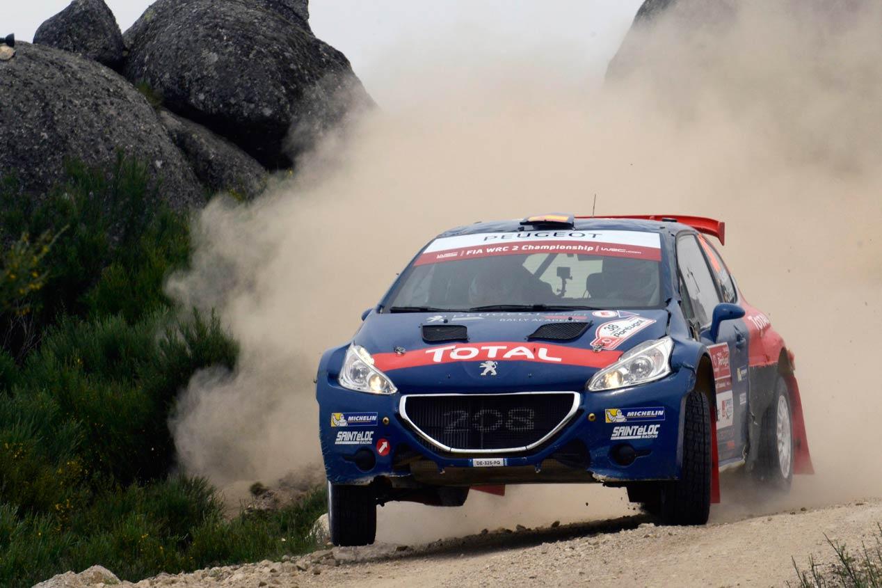 Rallye de Portugal 2016: la segunda de Kris Meeke