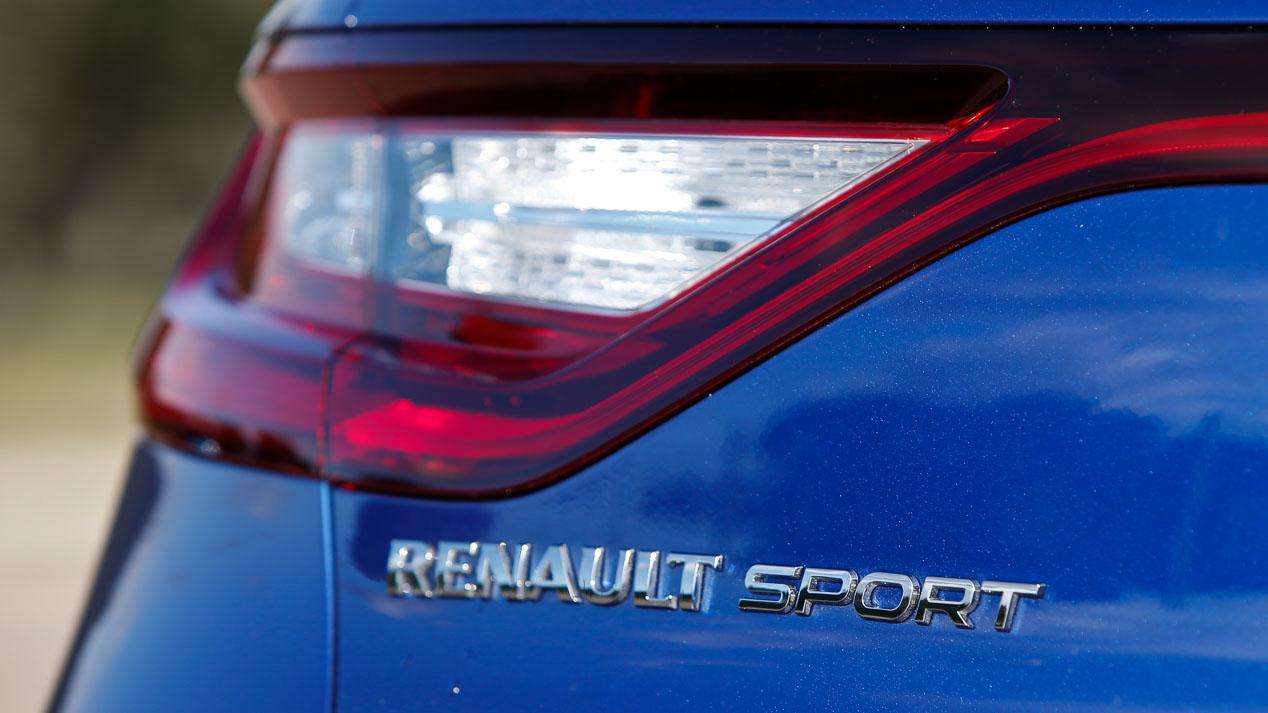 Renault Mégane GT, a prueba el coche francés