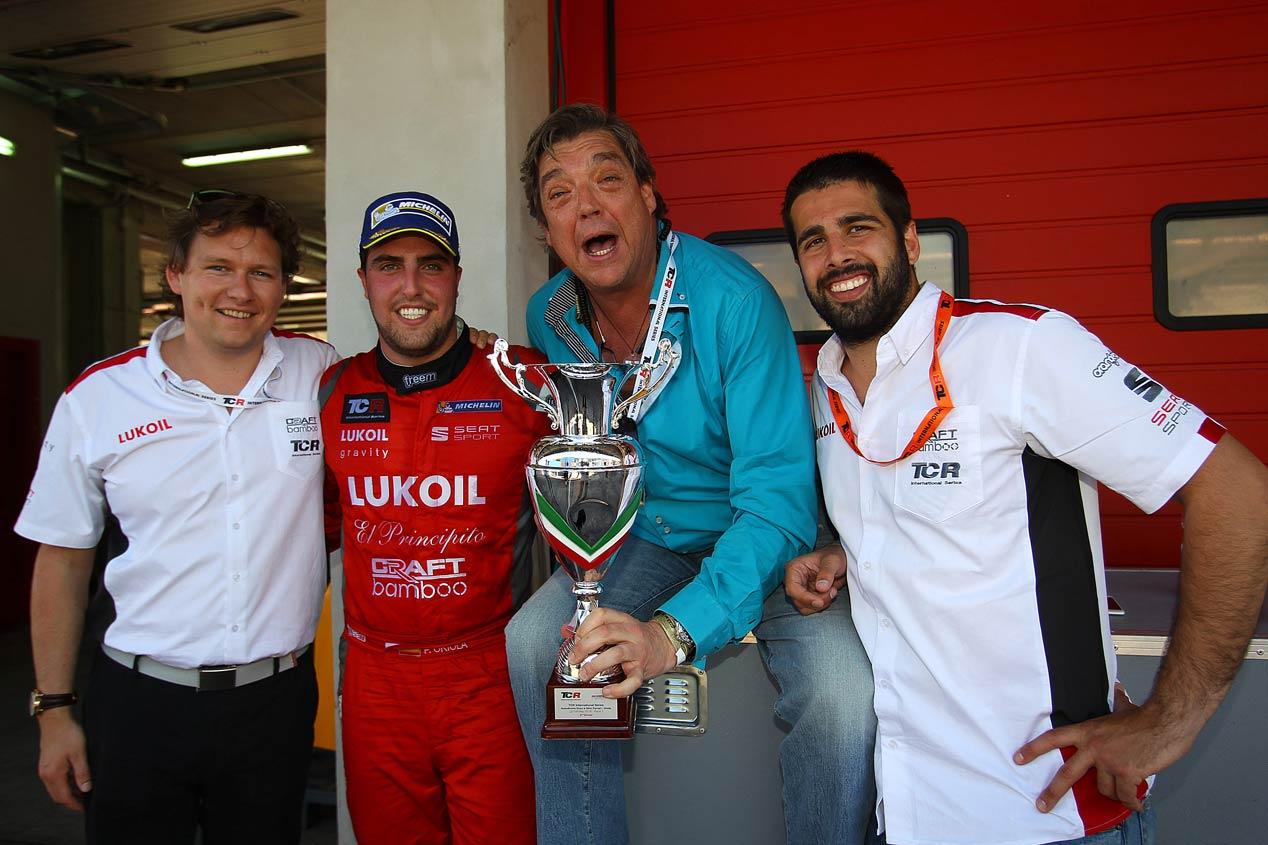 De carreras: Fórmula E, DTM, TCR,... (23 de mayo)