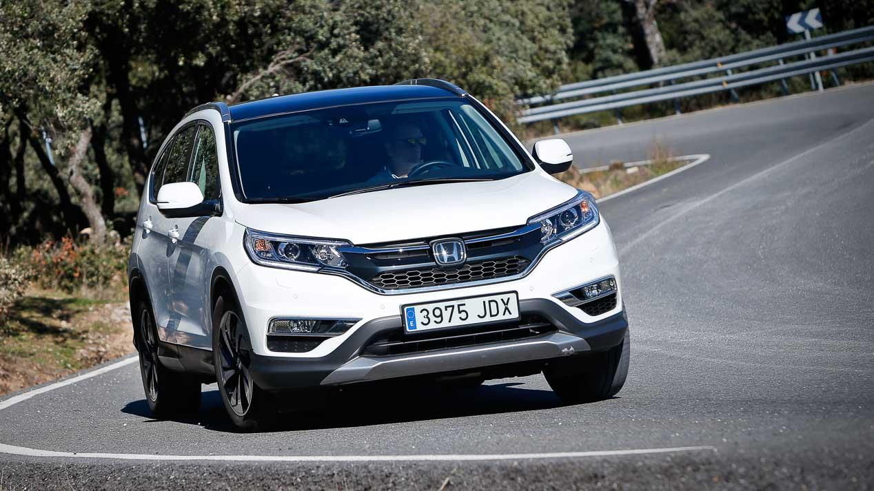 Honda CR-V, diez claves que definen al SUV medio de Honda