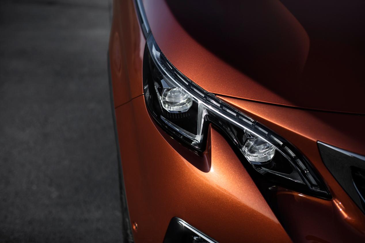 Peugeot 3008 2016, fotos definitivas de la nueva generación