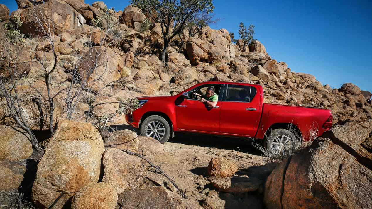 Toyota Hilux, tan robusto como siempre y más refinado que nunca