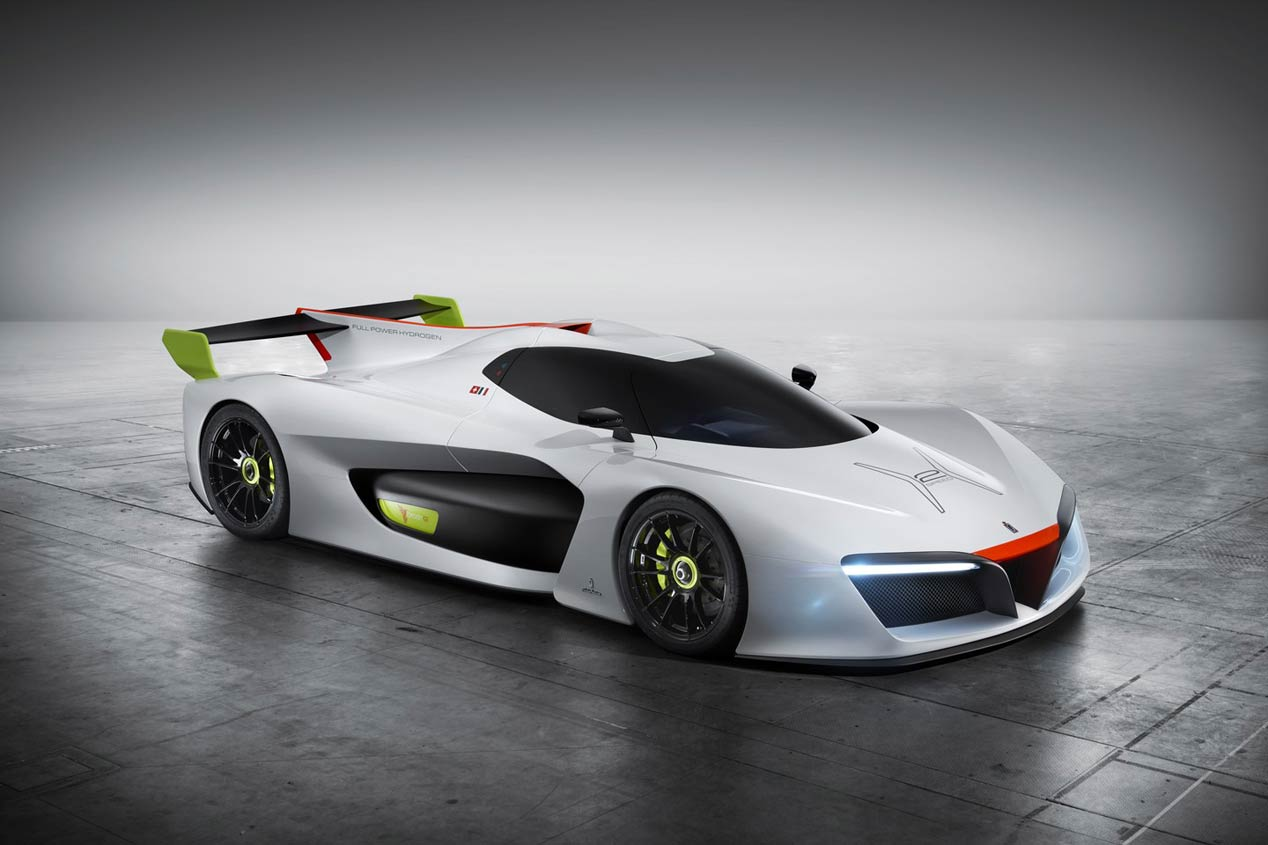 Pininfarina podría lanzar su propio súper deportivo eléctrico