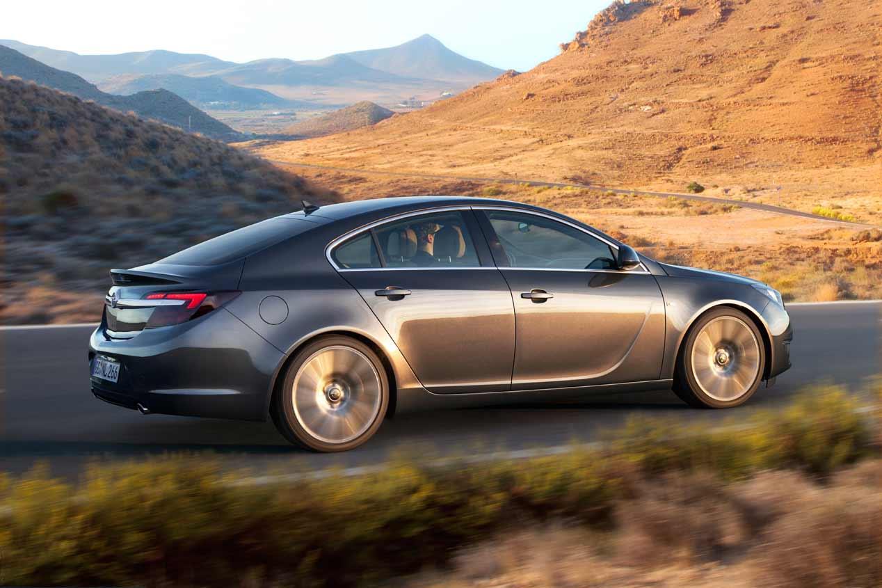 Opel Insignia Innovate Edition, un nuevo nivel en equipamiento
