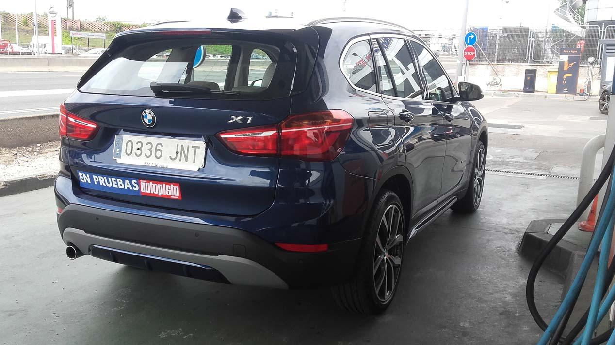 El BMW X1 18d xDrive Automático, ya en pruebas
