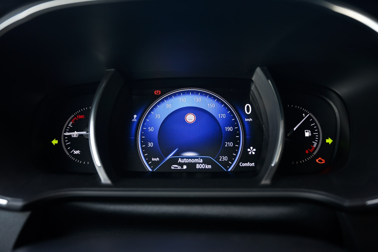 Prueba Renault Mégane 50.000 km