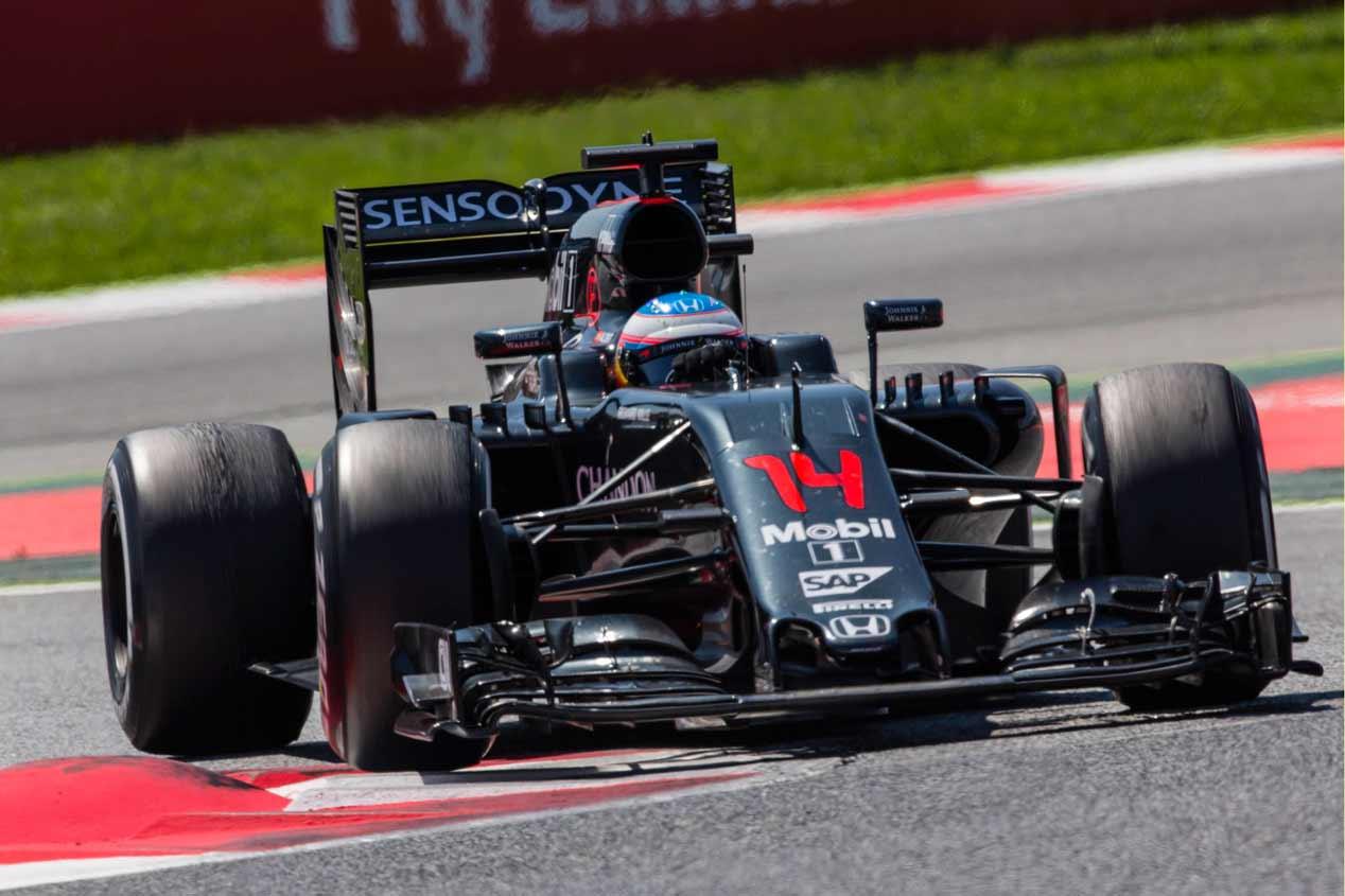 McLaren en la Fórmula 1: 50 años en imágenes