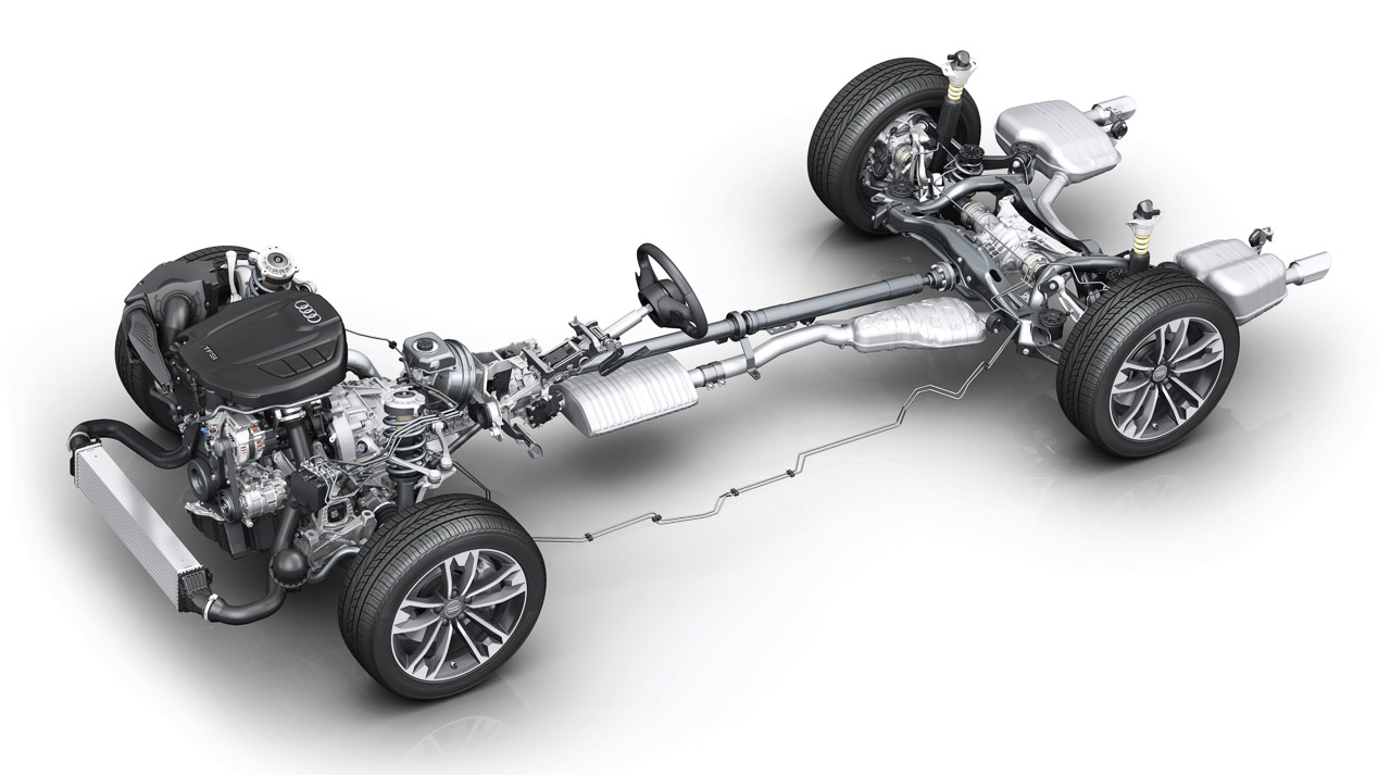 Audi A5 2016: un coupé muy esperado