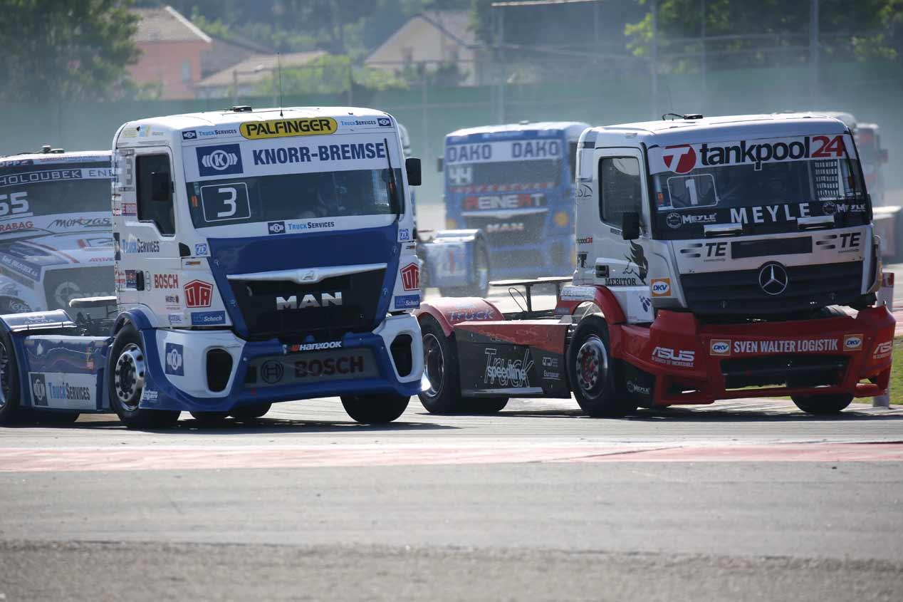 Fotos del GP de Italia de Camiones 2016