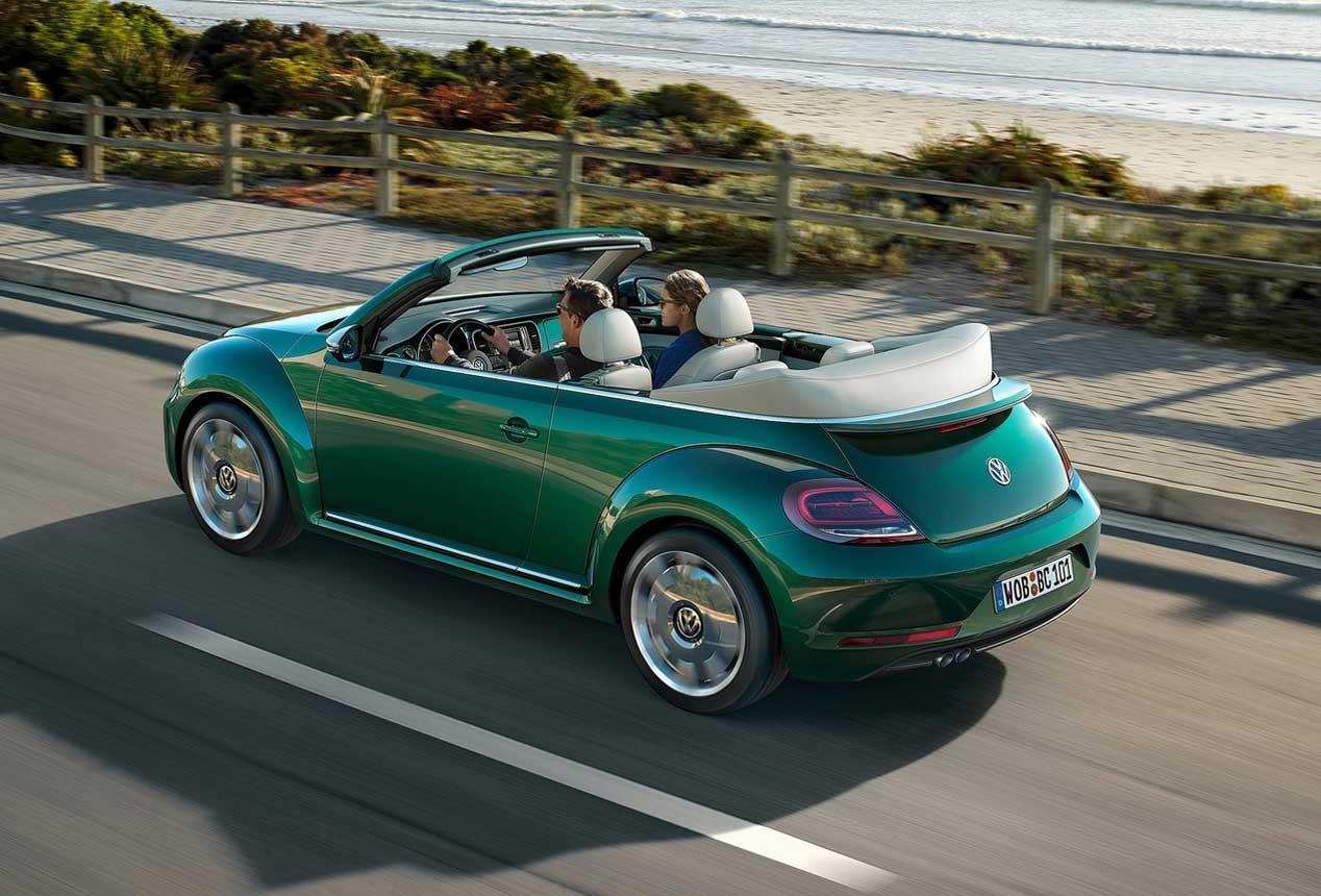 Volkswagen Beetle 2017, nuevos aires
