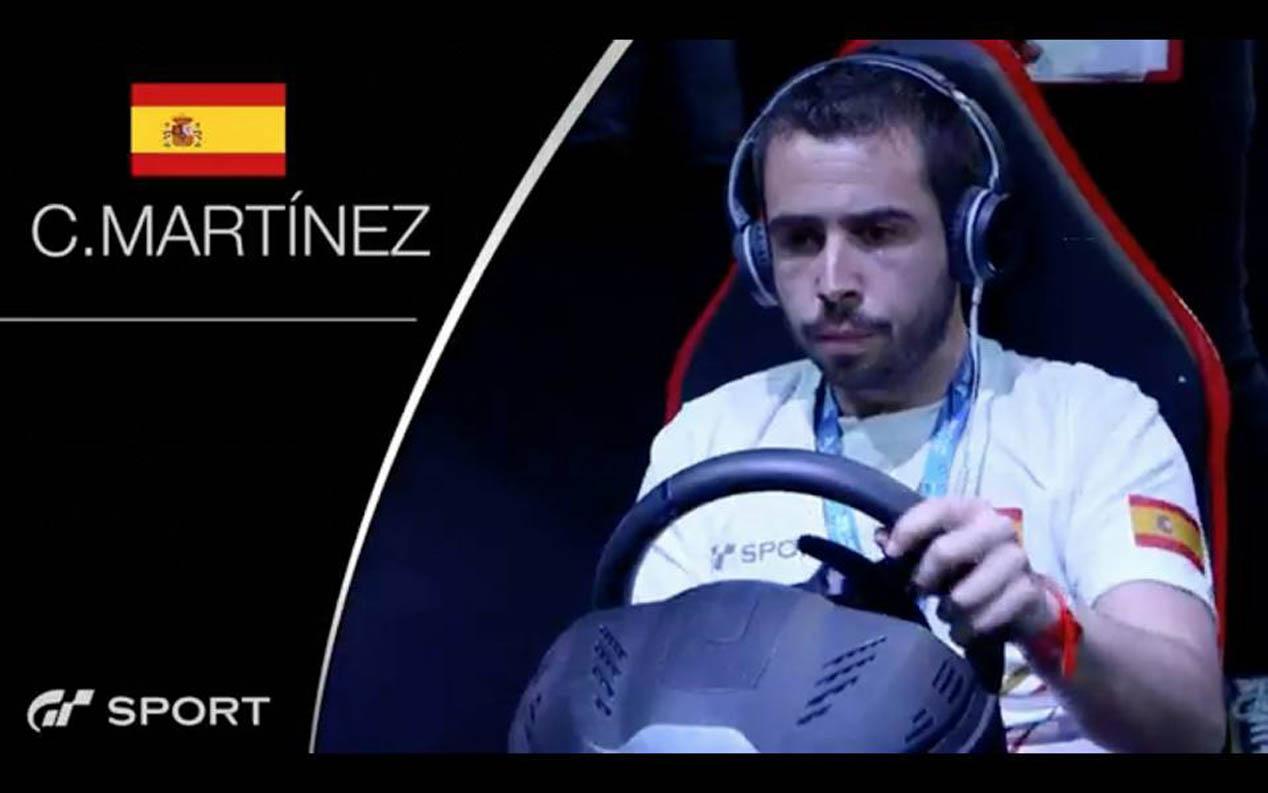 Entrevistamos al campeón de la Manufacturers' Fan Cup Gran Turismo Sport 2016