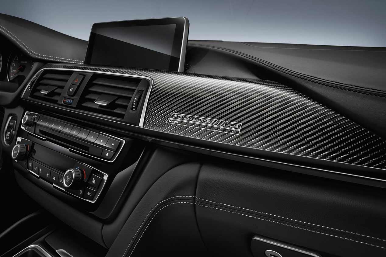 El BMW M3 30 Aniversario, en imágenes
