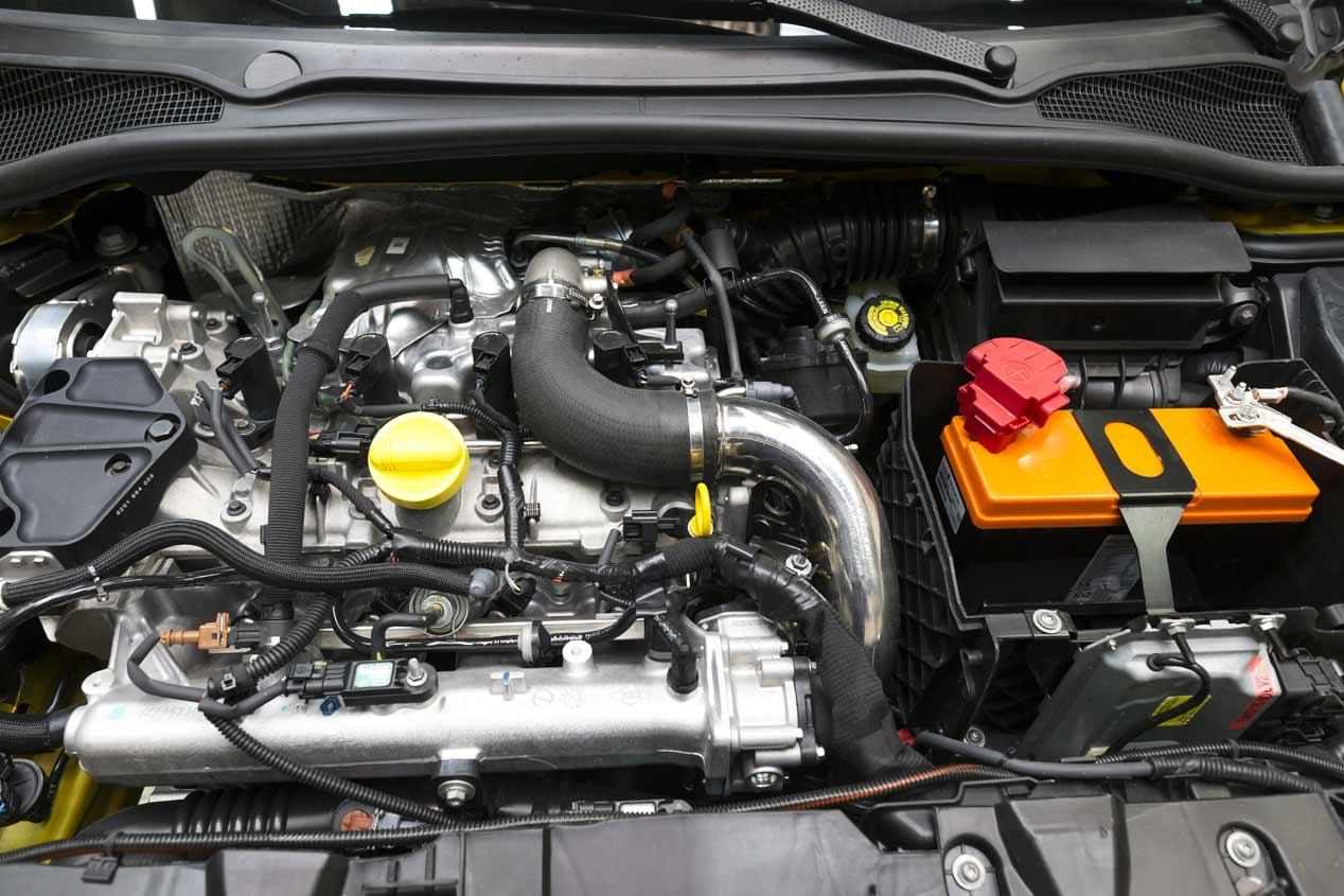 Renault Clio R.S. 16: pequeño deportivo de 275 CV