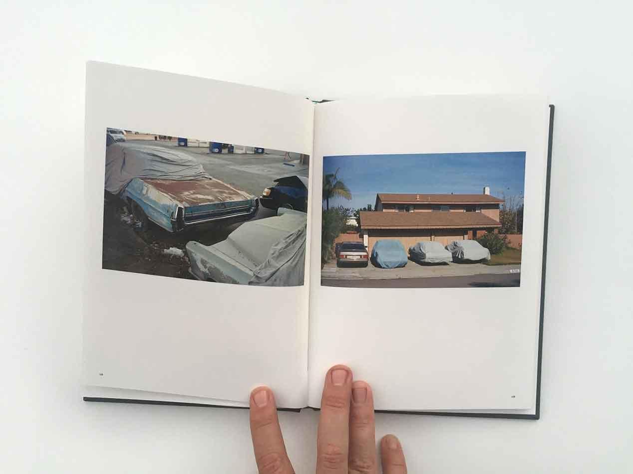 El fotógrafo de los coches tapados