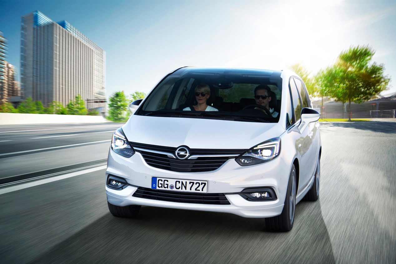 Nuevo Opel Zafira: el monovolumen se renueva en septiembre