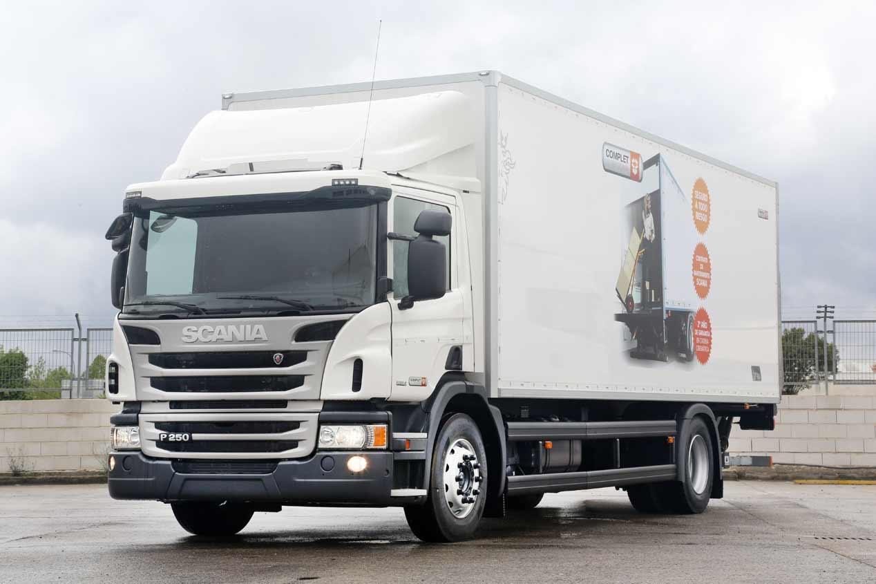 La Comisión Europea multará a las marcas de camiones