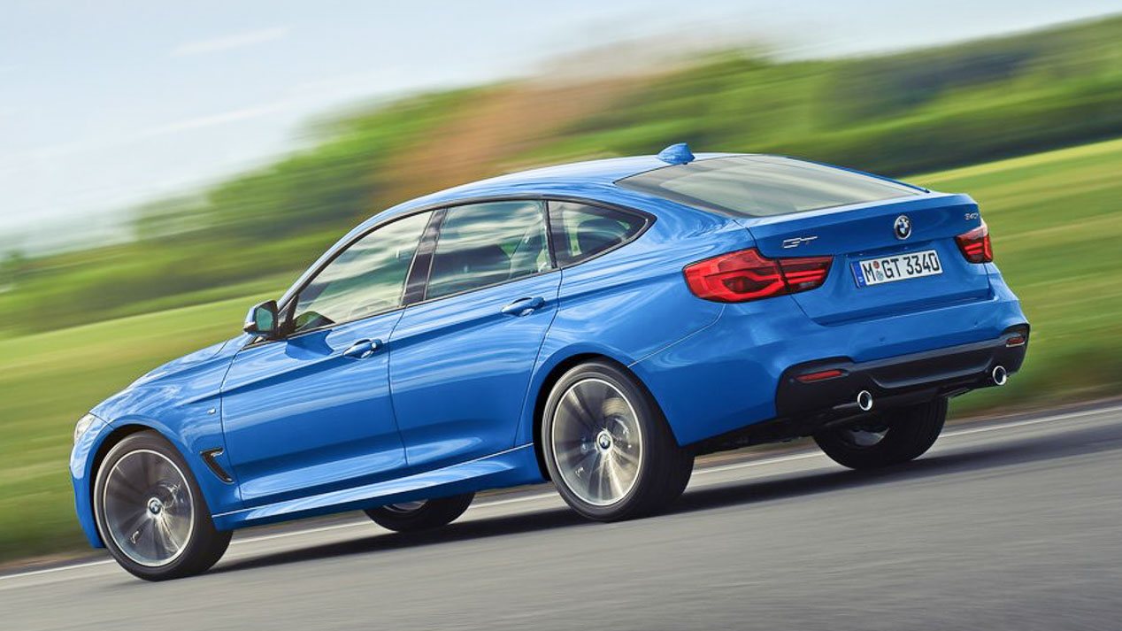 BMW Serie 3 Gran Turismo, imagen y equipamiento actualizado