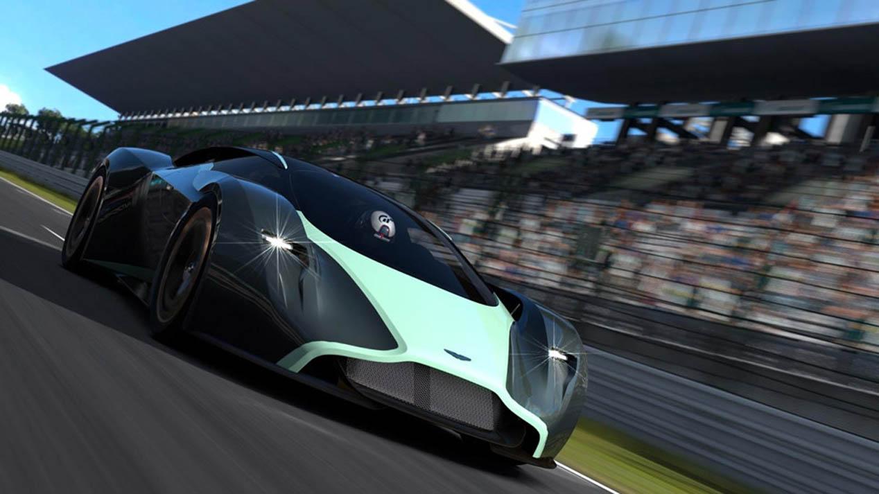 AM-RB 001, el nuevo súper deportivo de Aston Martin y Red Bull