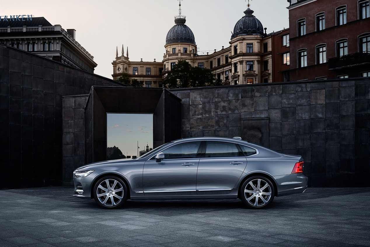Conducimos los nuevos Volvo S90 y V90