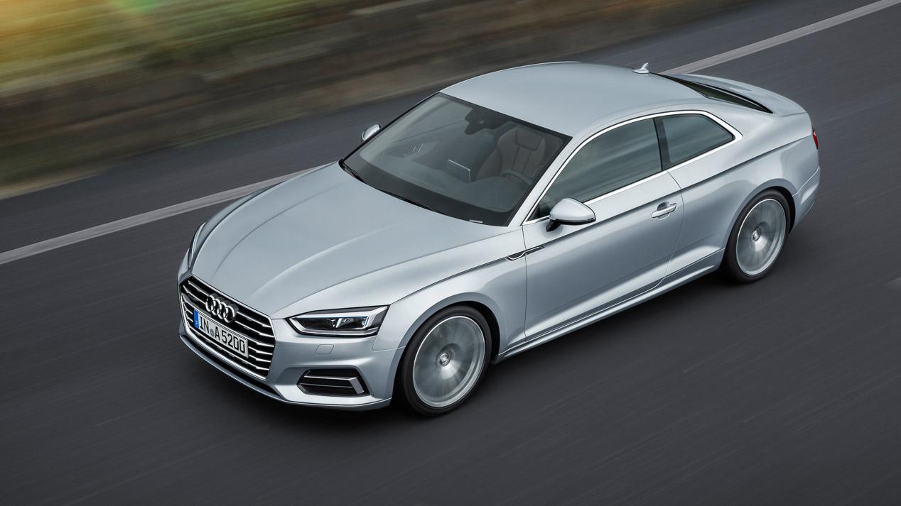 Audi A5 y Audi S5 2016, coche elegante y deportivo