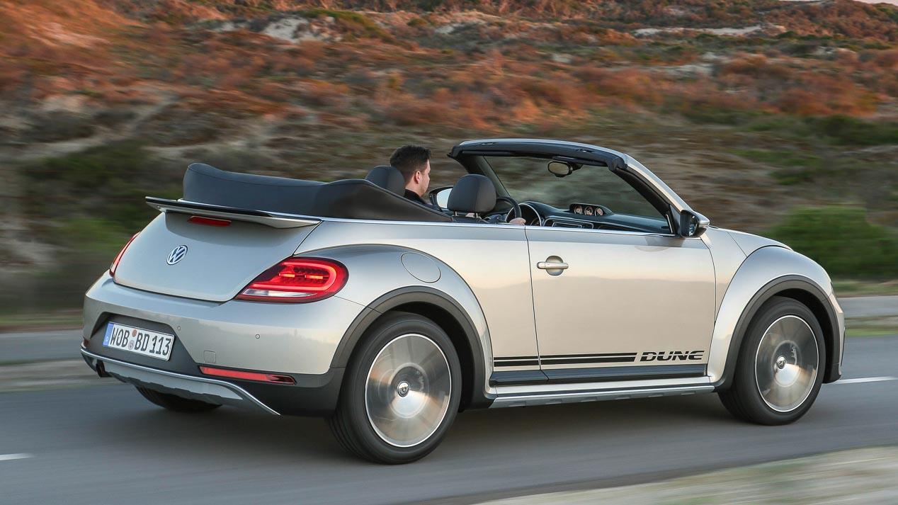 Volkswagen Beetle Dune, probamos el 'escarabajo' con más personalidad