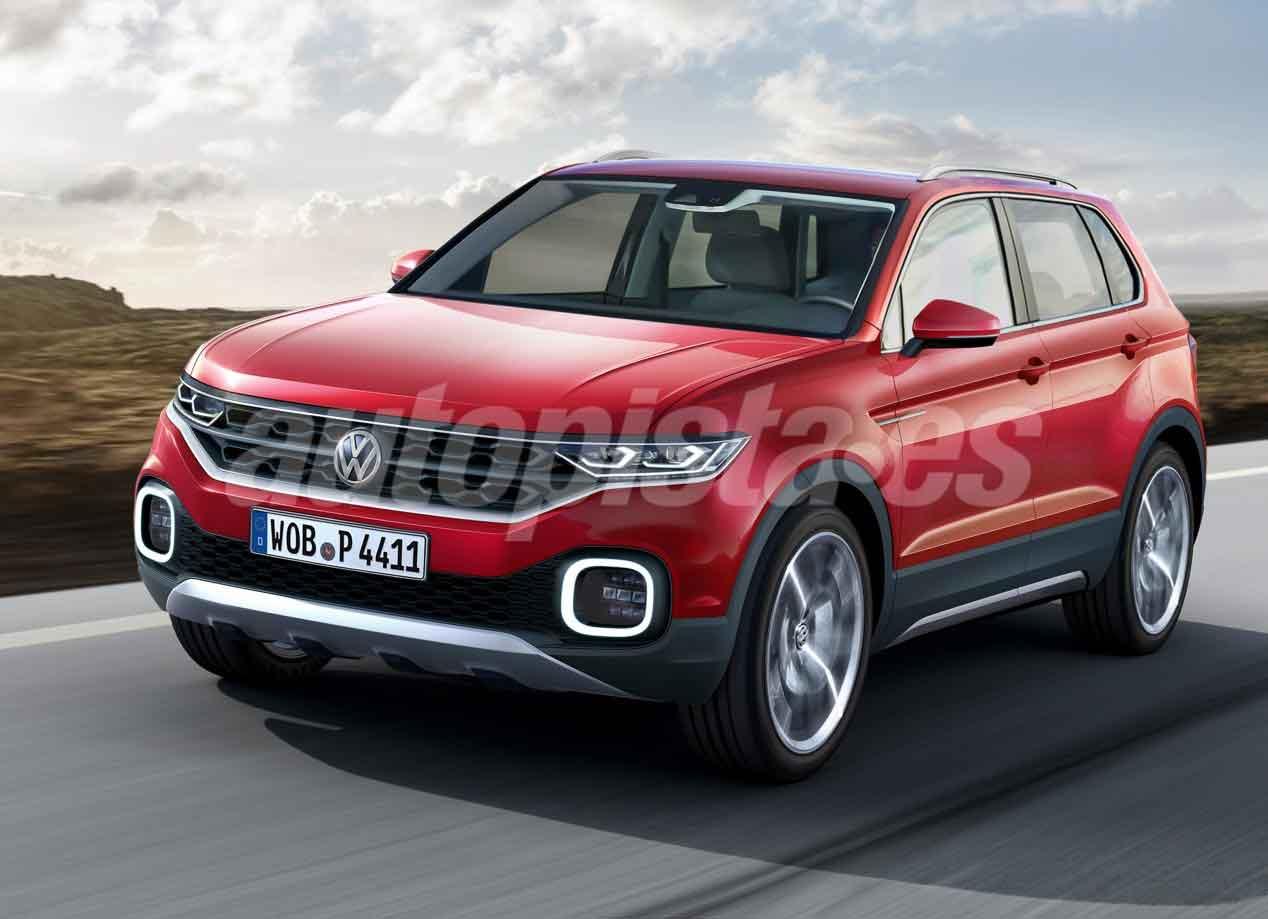 La fábrica de Volkswagen en Navarra producirá el nuevo Polo SUV