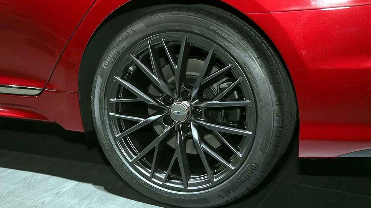 Genesis G80 Sport, el nuevo deportivo de la marca Premium de Hyundai