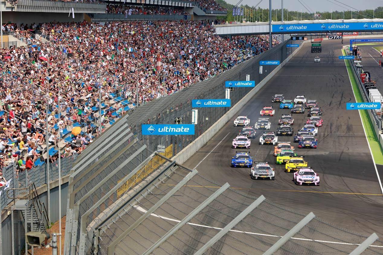 De carreras: DTM, TCR, CERA en Cantabria y más (6 de junio)
