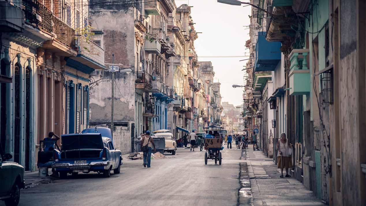 A bordo del Audi Q2 por los lugares más atractivos de Cuba
