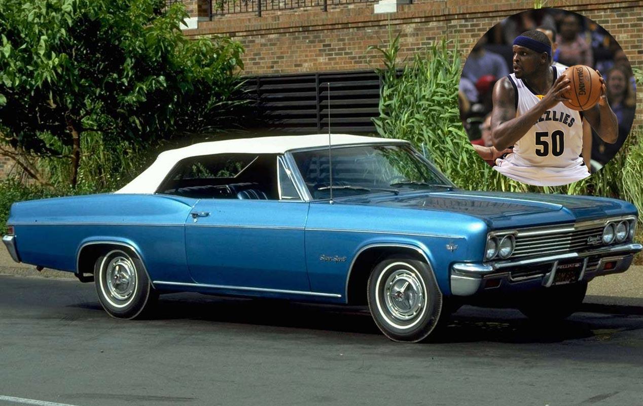 Las colecciones de coches de las estrellas de la NBA