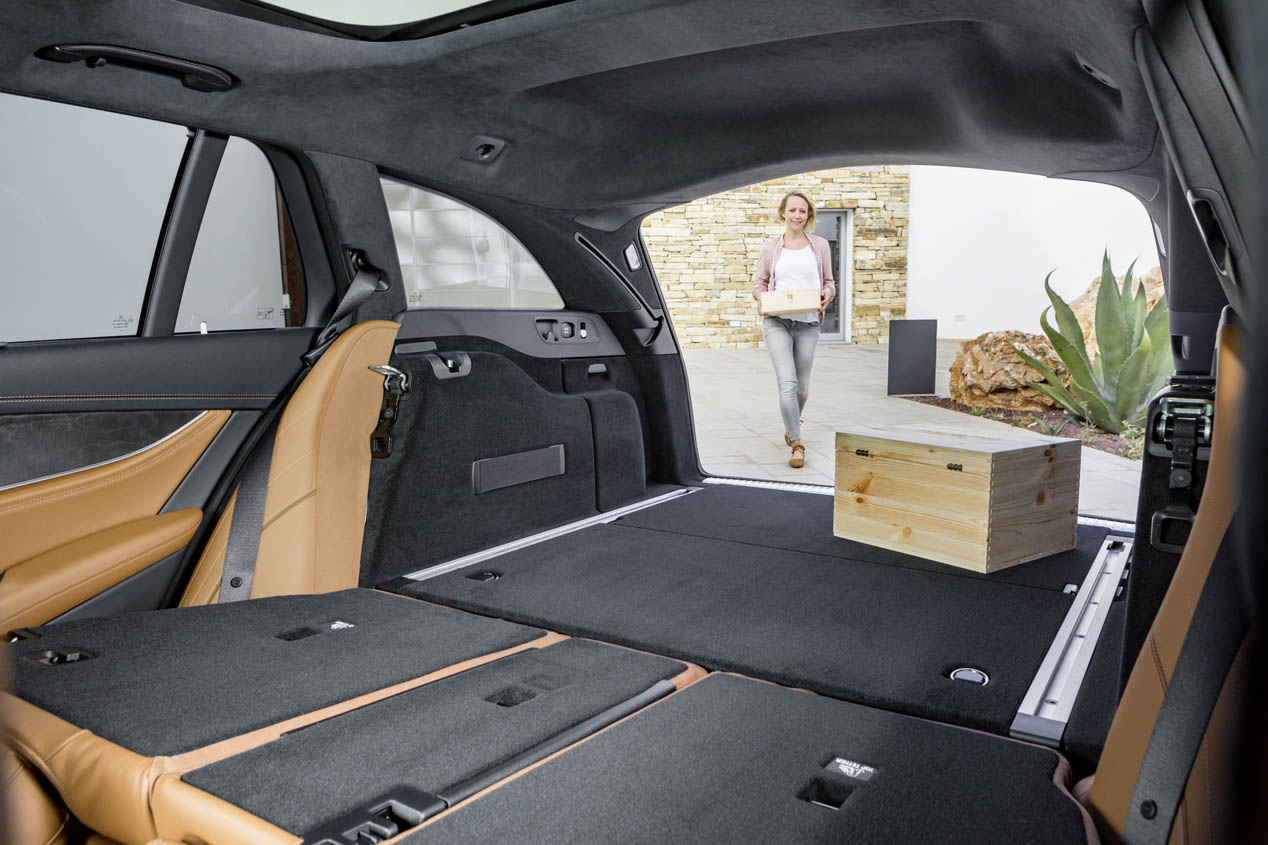 Maletero Mercedes-Benz Clase E Estate 2016