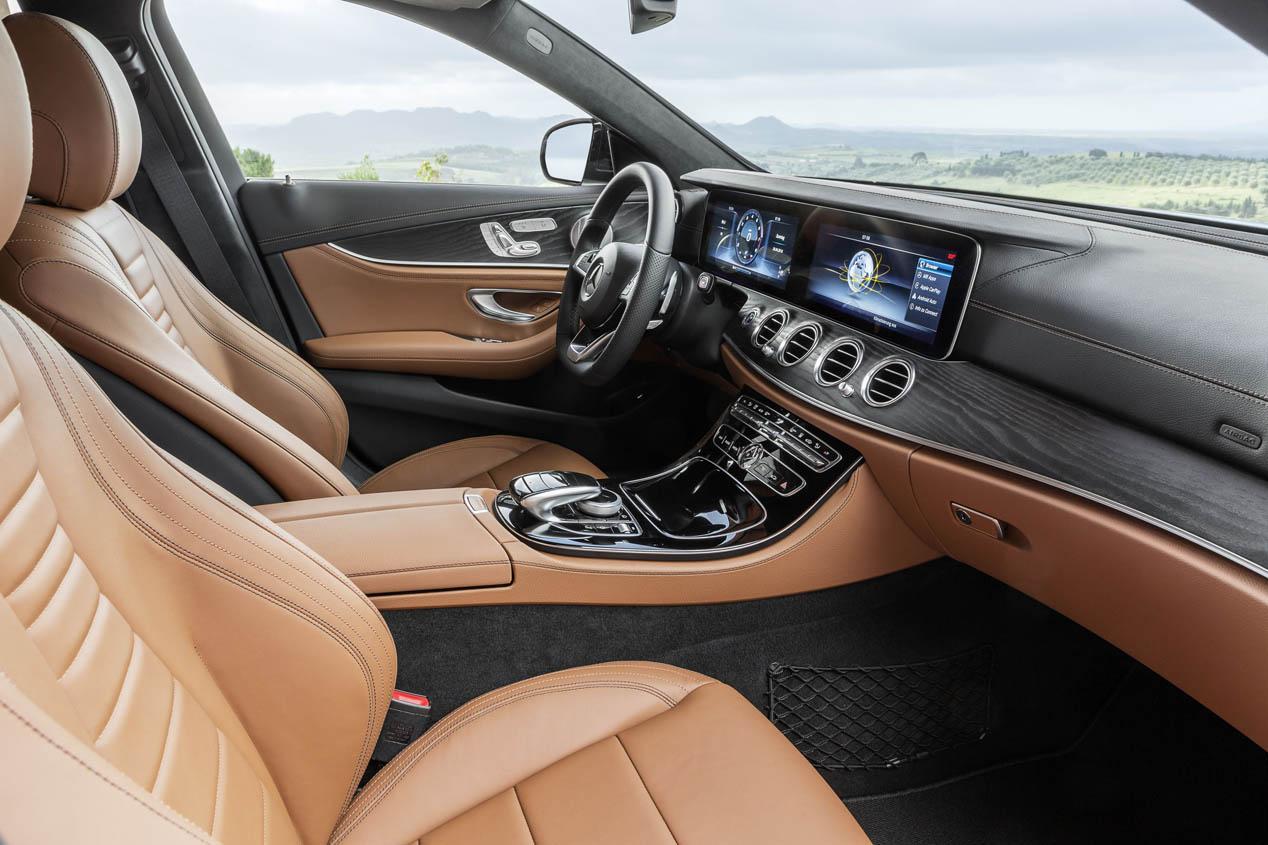 Mercedes-Benz Clase E Estate 2016
