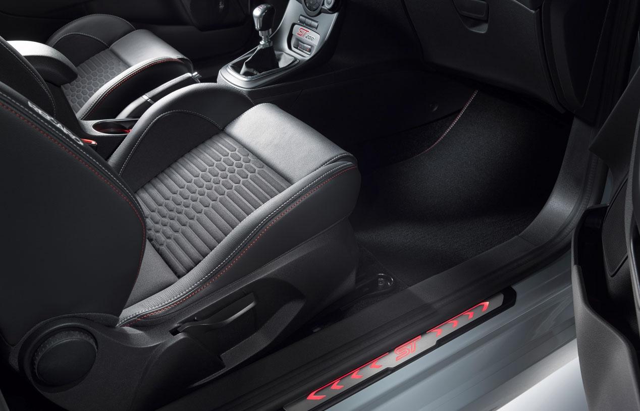 Ford Fiesta ST200, 200 CV de rabia deportiva