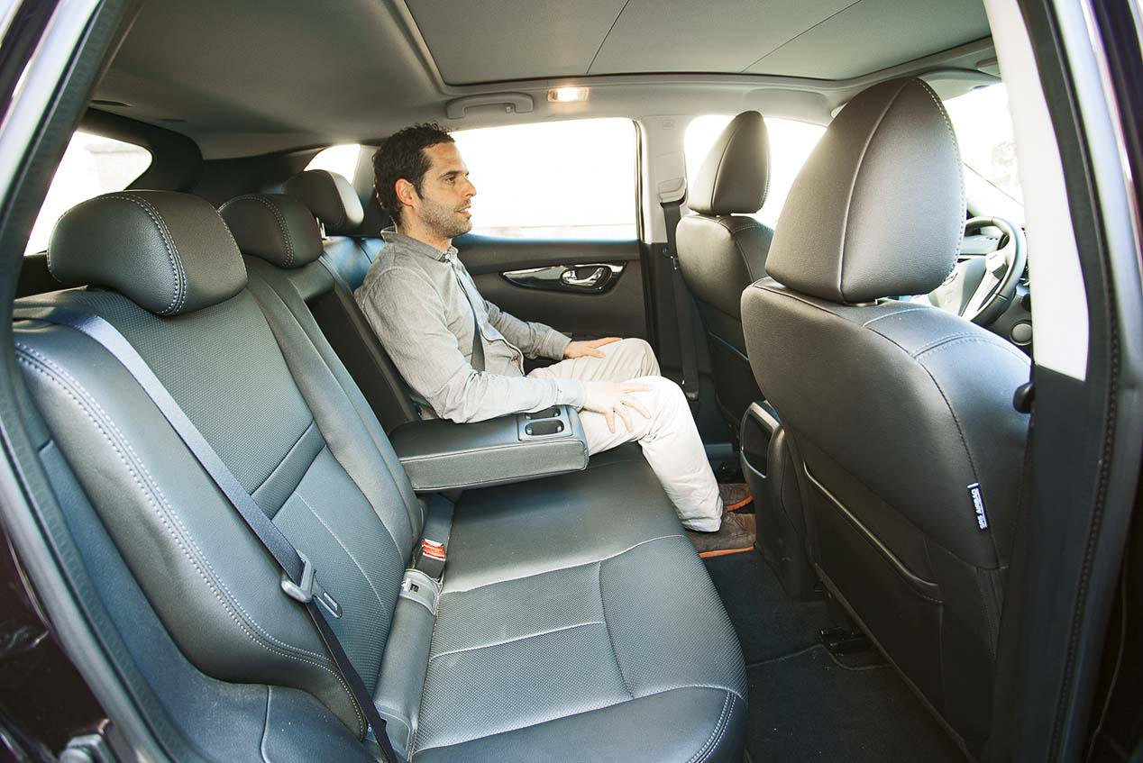 Duelo comparativo: Seat Ateca vs Nissan Qashqai