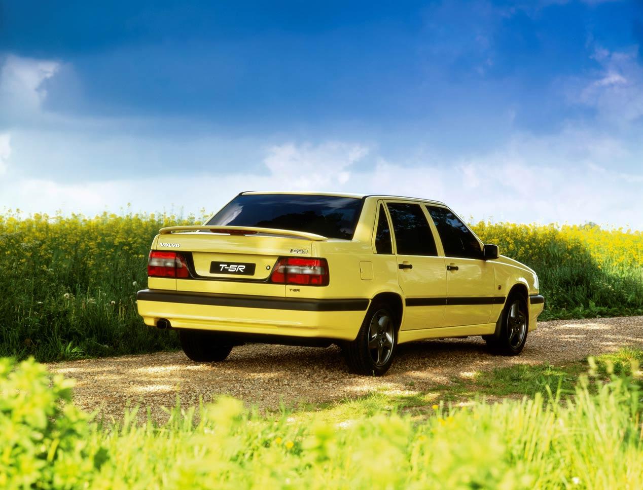 El Volvo 850 cumple 25 años