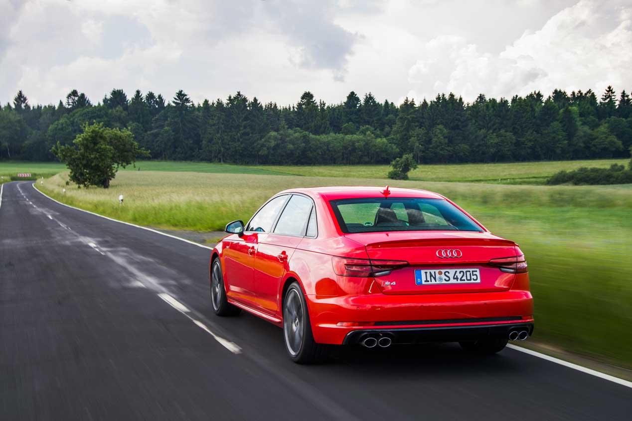 Audi S4 2017, imágenes de nuestra prueba